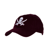 Legacy Skull and Cross Swords Cap