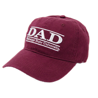 c7248c88be6 The Game Mississippi State Dad Cap