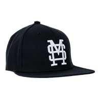Adidas On Field MS Interlocking Fitted Cap