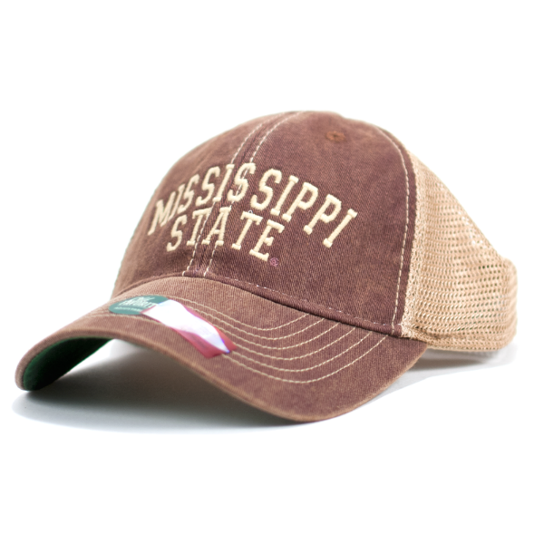 Legacy Trucker Old Favorite Mississippi State Cap  cbdf63f325f