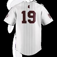 2019 Pinstripe Baseball Jersey