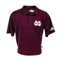 2019 Adidas Sideline Banner M Polo with Horizontal Stripes