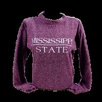 Woolly Threads Mississippi State Bar Sweatshirt