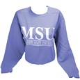 Comfort Colors MSU Sweatshirt