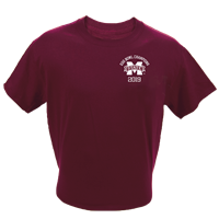 Egg Bowl Champions Short Sleeve Tee