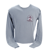 Comfort Colors Bells Will Be Ringing Long Sleeve Tee