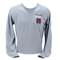 Image One Home Plate Player Long Sleeve Tee