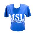 Comfort Colors MSU Short Sleeve Tee