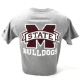 Russell MState Bulldogs Extra Large Back Logo