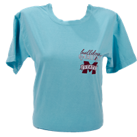 Comfort Colors Gamedays are for the Girls Short Sleeve Tee