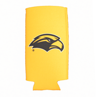 12 Oz Energy Coozie Gold