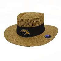 Logofit Golden Eagle Straw Hat