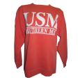 Comfort Colors Crew USM Bar Logo