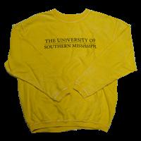 Chicka-d Women's Corded University Sweatshirt