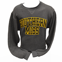 Russell Southern Miss Crew Neck Sweatshirt