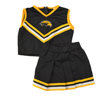 Toddler 2 Piece Cheer Suit