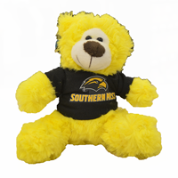 Mascot Factory Color Me Southern Miss Bear