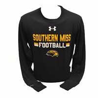 Under Armour Southern Miss Football Tee