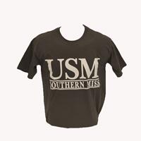 Comfort Colors Ringspun USM Bar Short Sleeve Tee